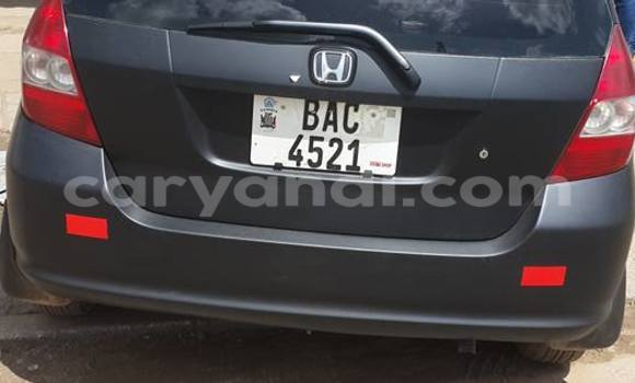 Buy Used Honda FIT Black Car in Chipata in Zambia