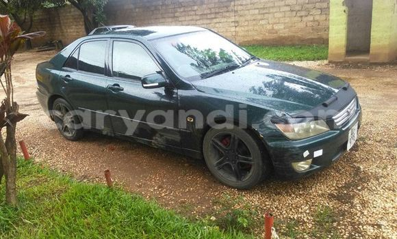 Buy Used Toyota Altezza Black Car in Chipata in Zambia