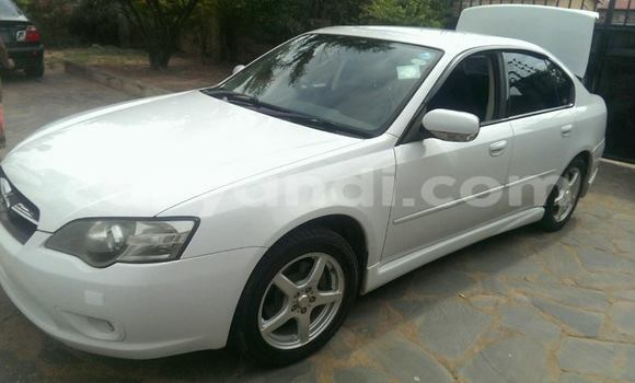 Buy Used Subaru Outback White Car in Chingola in Zambia