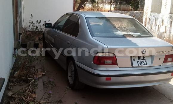 Buy Used BMW 5–Series Silver Car in Chipata in Zambia