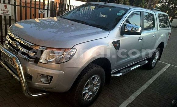 Buy Used Ford Ranger Silver Car in Chipata in Zambia
