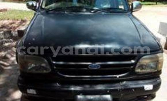 Buy Used Ford Explorer Black Car in Chipata in Zambia