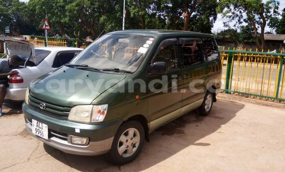 Buy Used Toyota Noah Car in Chipata in Zambia