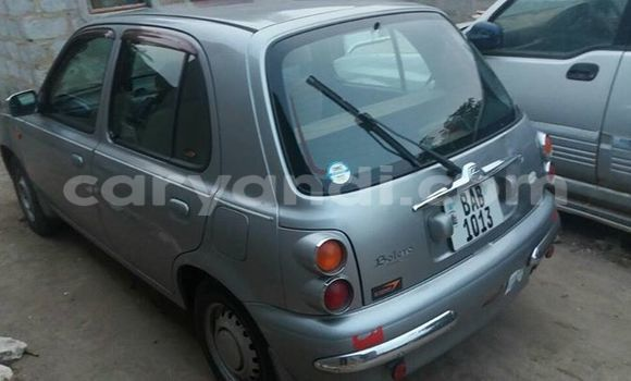 Buy Used Nissan March Silver Car in Chipata in Zambia