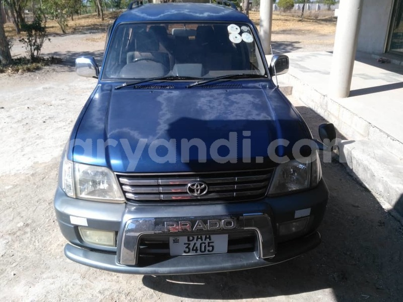 Big with watermark toyota land cruiser prado zambia lusaka 8970