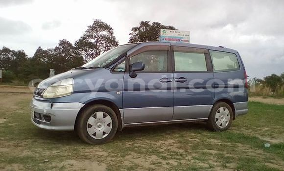 Buy Used Nissan Serena Blue Car in Chipata in Zambia