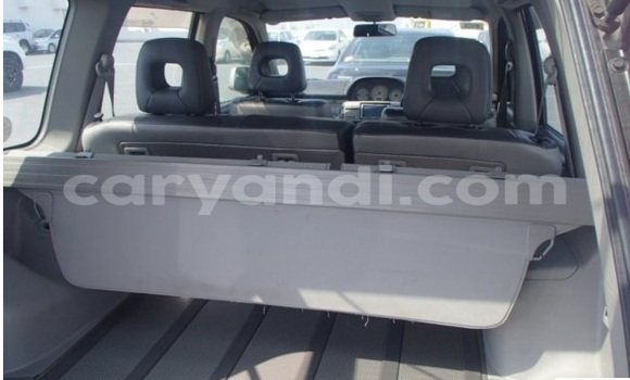 Buy Used Nissan X–Trail Silver Car in Kitwe in Zambia