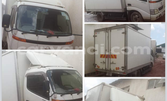 Buy New Toyota Dyna White Car in Chipata in Zambia