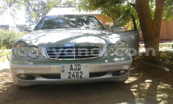 Buy Used Mercedes-Benz C-Class Silver Car in Chipata in Zambia