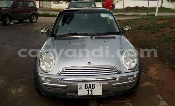 Buy Used Mini Cooper Silver Car in Chipata in Zambia