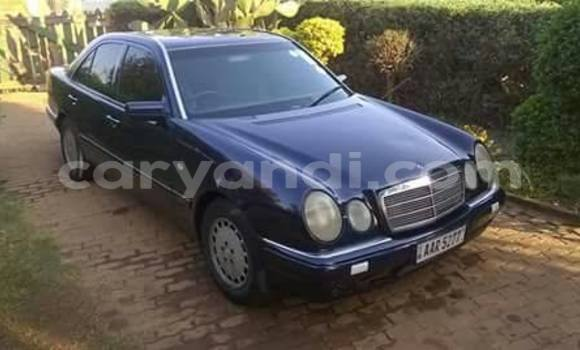 Buy Used Mercedes-Benz E-Class Black Car in Chipata in Zambia