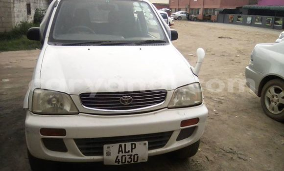 Buy Used Toyota Cami White Car in Chipata in Zambia