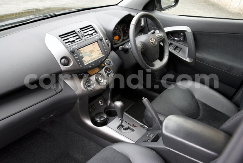 Big with watermark toyota rav4 cabin
