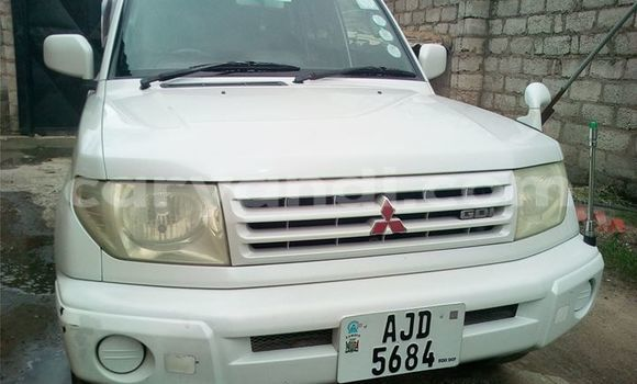 Buy Used Mitsubishi Pajero White Car in Chipata in Zambia