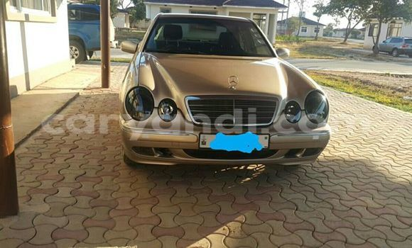 Buy Used Mercedes–Benz KOMPRESSOR Silver Car in Chipata in Zambia