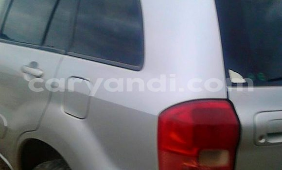 Buy Used Toyota RAV4 Silver Car in Chipata in Zambia