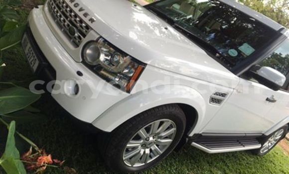 Buy Used Land Rover Discovery White Car in Chipata in Zambia