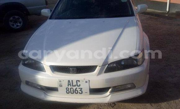 Buy Used Honda Accord White Car in Chingola in Zambia