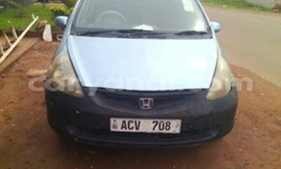 Buy Used Honda Fit Blue Car in Chipata in Zambia