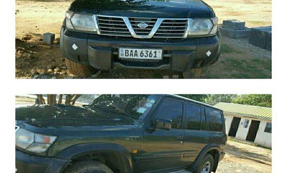 Buy Used Nissan Patrol Black Car in Chipata in Zambia