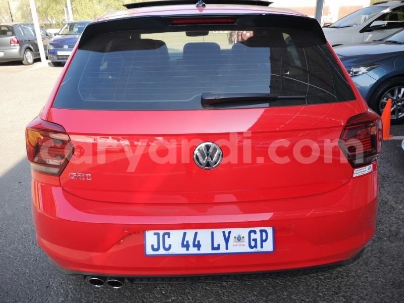 Big with watermark volkswagen polo gti zambia chingola 9381