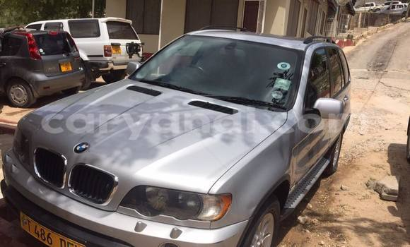 Buy Used BMW X5 Silver Car in Chipata in Zambia