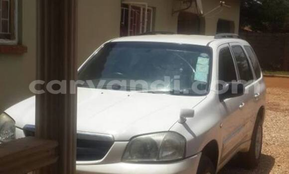 Buy Used Mazda Tribute White Car in Chipata in Zambia