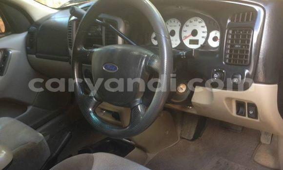 Buy Used Ford Escape Black Car in Chipata in Zambia