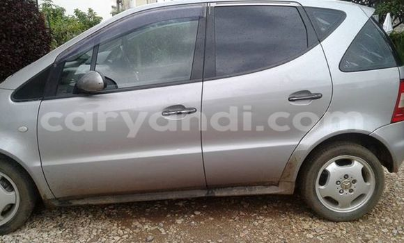 Buy Used Mercedes–Benz A–Class Silver Car in Chipata in Zambia