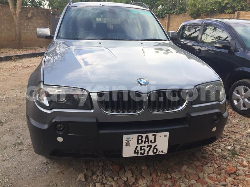 Big with watermark bmw x3 zambia lusaka 9504