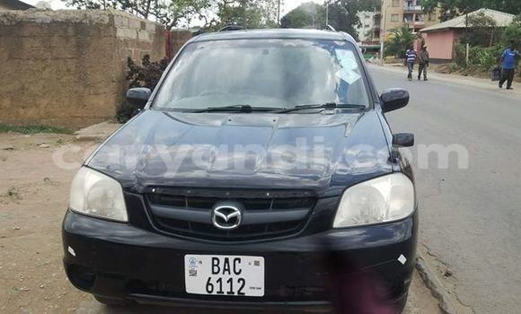 Buy Used Mazda Tribute Black Car in Chipata in Zambia