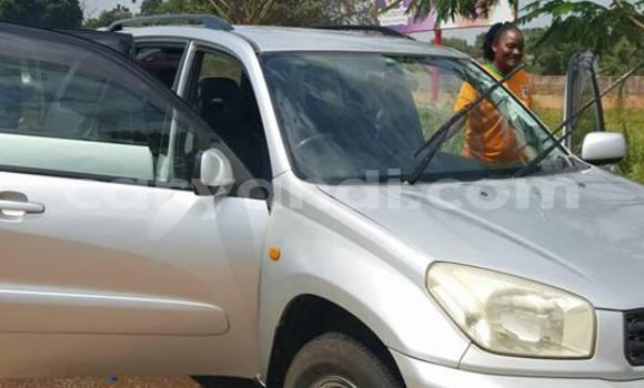 Buy Used Toyota RAV4 Silver Car in Chipata in Zambia