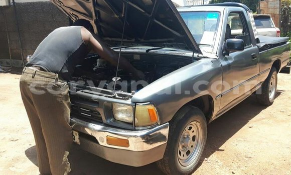 Buy Used Toyota Hilux Black Car in Chipata in Zambia