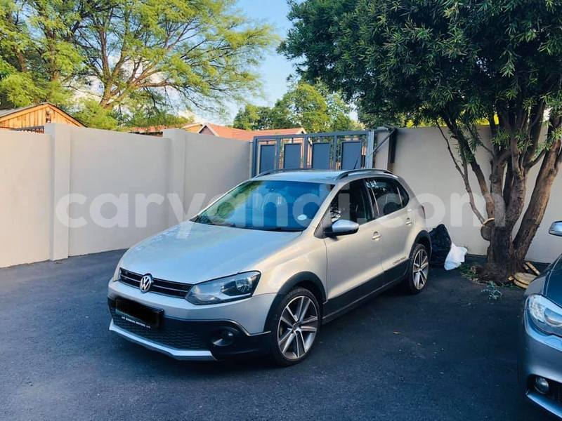 Big with watermark volkswagen polo zambia lusaka 9576