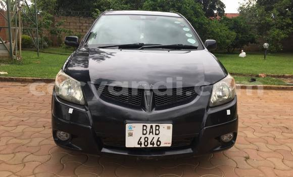 Buy Used Toyota Voltz Black Car in Chipata in Zambia