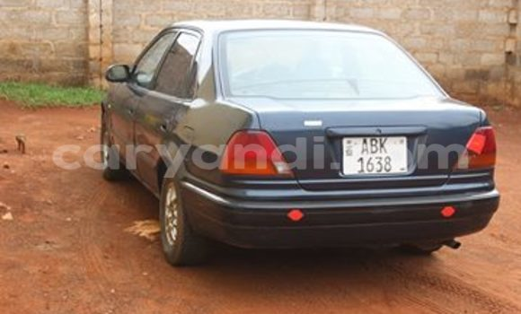 Buy Used Toyota Corolla Blue Car in Chipata in Zambia