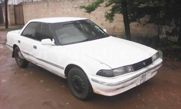 Buy Used Toyota MR2 White Car in Chipata in Zambia