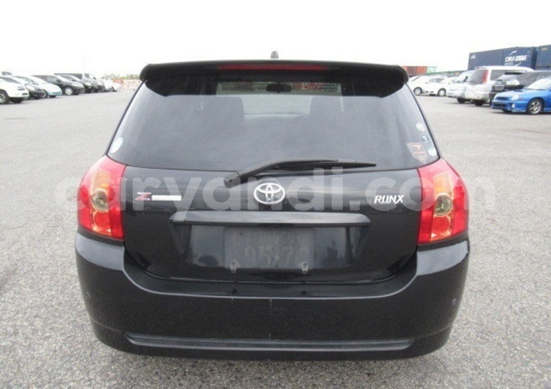 Big with watermark toyota runx zambia lusaka 9629