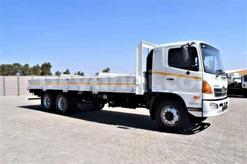 Big with watermark hino ranger zambia livingstone 9649
