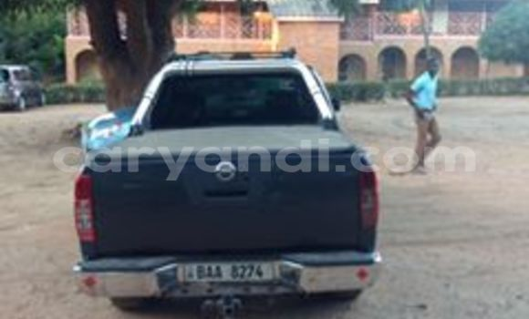 Buy Used Nissan Navara Black Car in Chipata in Zambia