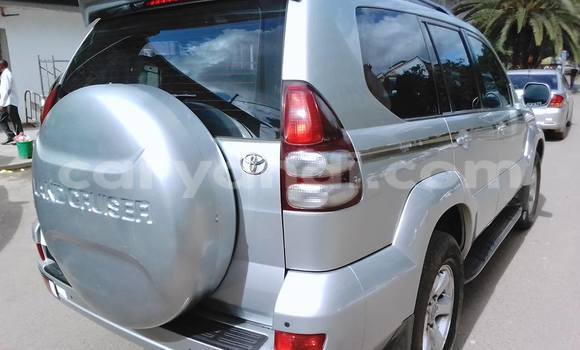 Buy Used Toyota Land Cruiser Prado Silver Car in Chipata in Zambia