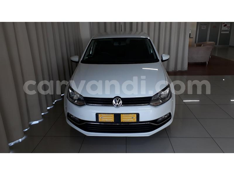 Big with watermark volkswagen polo zambia lusaka 9732