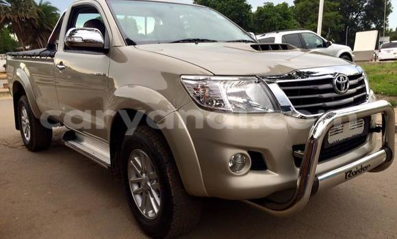 Buy Used Toyota Hilux Car in Chingola in Zambia