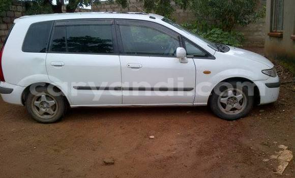 Buy Used Mazda Premacy White Car in Chipata in Zambia