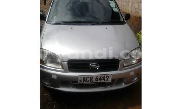 Buy Used Suzuki Swift Silver Car in Chipata in Zambia