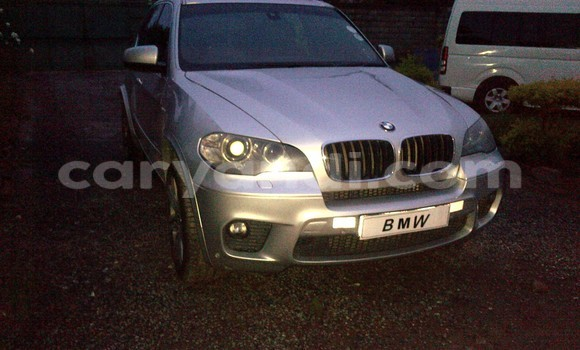 Buy Used BMW X5 Silver Car in Chingola in Zambia