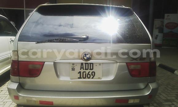 Buy Used BMW X5 Silver Car in Ndola in Zambia