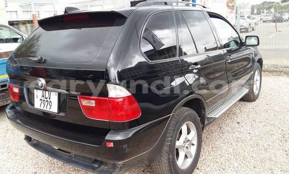 Nunua Ilio tumika BMW X5 Nyeusi Gari ndani ya Chipata nchini Zambia