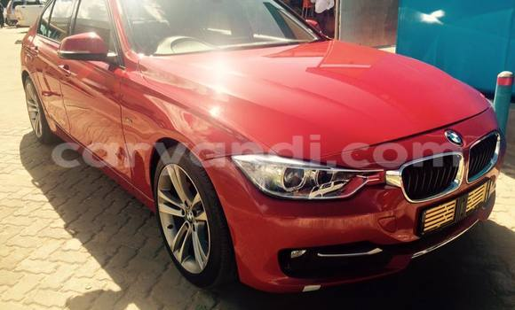 Buy Used BMW 3–Series Red Car in Chingola in Zambia