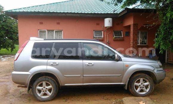 Buy Used Nissan X–Trail Silver Car in Chipata in Zambia